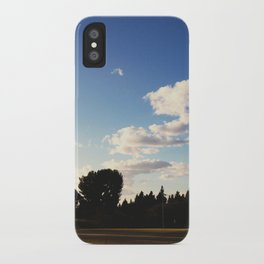 Open Fairway iPhone Case