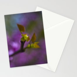 Memories and Growth Stationery Cards