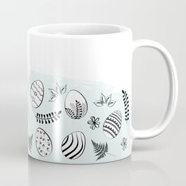 easter background Coffee Mug