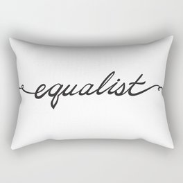 Equalist Rectangular Pillow