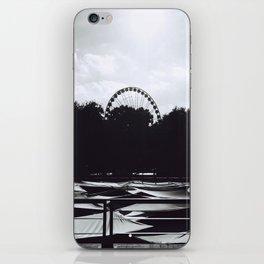 Ferris Wheel Skies iPhone Skin