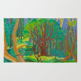 Il Bosco (The Forest) Rug
