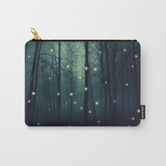Enchanted Trees Carry-All Pouch
