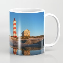 Mirrored Lighthouse Coffee Mug