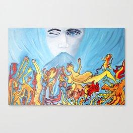 Demonii Canvas Print