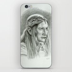 Galadriel iPhone & iPod Skin