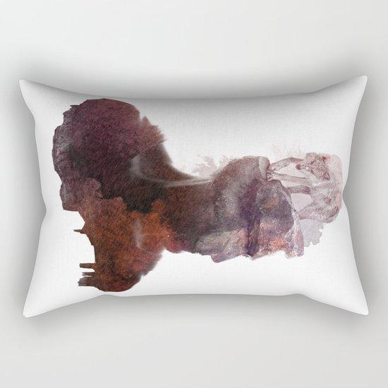 Inner wildness Rectangular Pillow