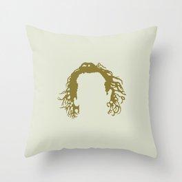 Nick Nolte Throw Pillow