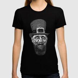 Zombie Leprechaun T-shirt