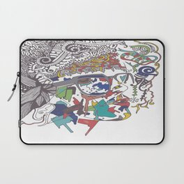 A Woman Laptop Sleeve