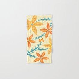 Vintage Hawaiian Print Hand & Bath Towel