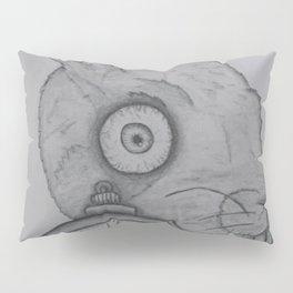 Crazy Rabbit Pillow Sham