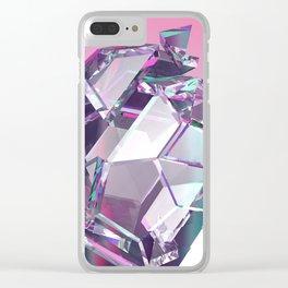 Bucky II Clear iPhone Case