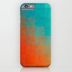 Beach Pixel Surface Slim Case iPhone 6