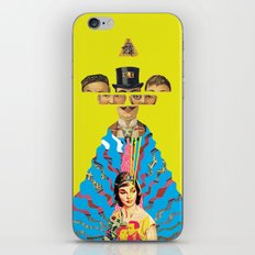 The Last Scene iPhone & iPod Skin