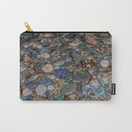 Merlin's cave pebbles Carry-All Pouch