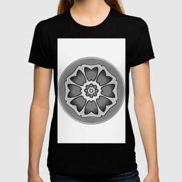 THE LOTUS TILE T-shirt