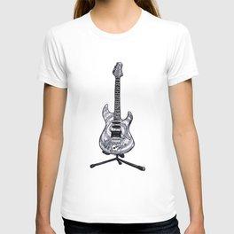 Dormouse Guitar T-shirt