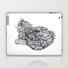 Pencil Cat Laptop & iPad Skin