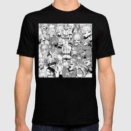 Himiko Toga collage T-shirt