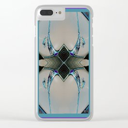 JAG V8 Clear iPhone Case