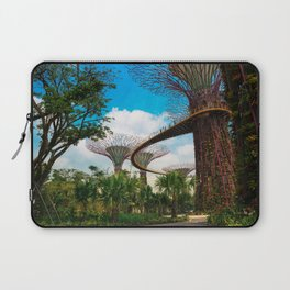 Supertrees, Gardens by the Bay Laptop Sleeve