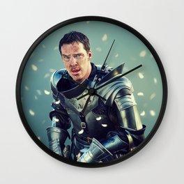 War of the Roses Wall Clock