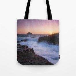 Magical Sunset III Tote Bag