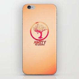 Amity iPhone Skin