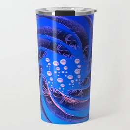 Fishes Dancing Travel Mug