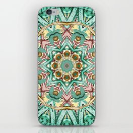 Sea Angel Kaleidoscope iPhone Skin