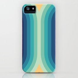 Retro Smooth 001 iPhone Case