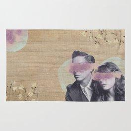 Feminine Collage IV Rug