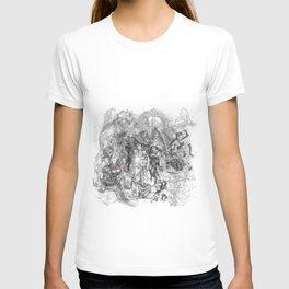 carré mystique T-shirt