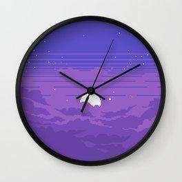 Moonburst V2 Wall Clock