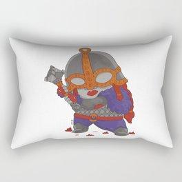Matamonstruos Rectangular Pillow