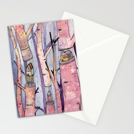 Safe House Stationery Cards