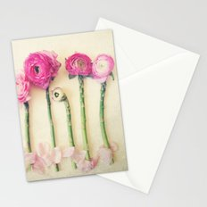 Hello Little Flowers Stationery Cards