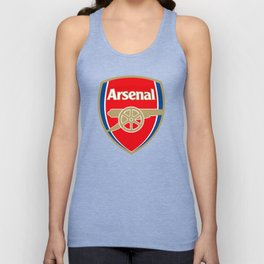 ArsenalLOGO Unisex Tank Top
