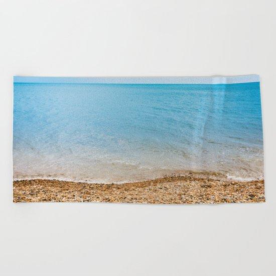 Tropical Beaches Beach Towel
