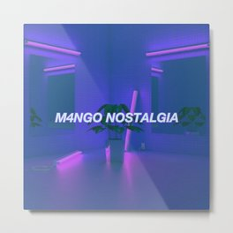 M4NGO NOSTALGIA Metal Print