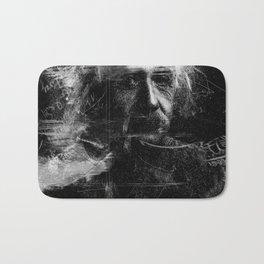 Albert Einstein Bath Mat