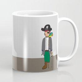 The Pirate Coffee Mug