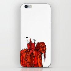 Afro Bono iPhone & iPod Skin