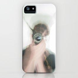 I am Ghost iPhone Case
