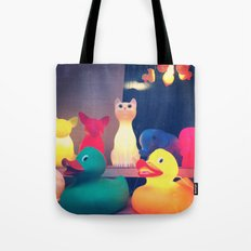 Ducky Tote Bag