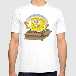 la imaginacion de bob T-shirt