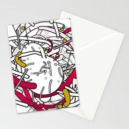 Anatomy Party Stationery Cards