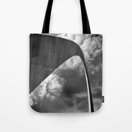 Gateway arch in St-Louis Tote Bag