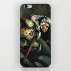 vault iPhone & iPod Skin